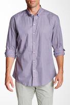 Zachary Prell Block Long Sleeve Trim Fit Shirt