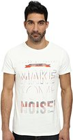 Moods of Norway Men's Tor Bjarne Lind Round Neck Tee 151230 Off White T-Shirt
