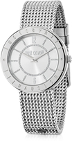 Just Cavalli Just Shiny Silver Tone Stainless Steel Women's Watch