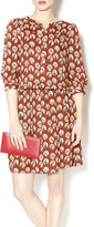 Frock Shop Rusted Owl Dress