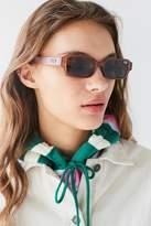 Quay Strange Love Square Sunglasses
