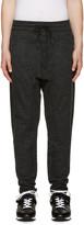 Isaora Black Space Lounge Pants