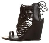 Ivy Kirzhner Mykono Wedge Sandals w/ Tags