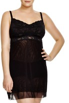 Cosabella Plus Never Say Never Babydoll Chemise