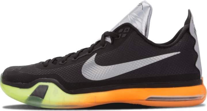 c4bc043ed66be Orange Nike Basketball Shoes