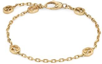 Gucci Interlocking G 18k bracelet
