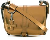 A.F.Vandevorst metallic (Grey) satchel