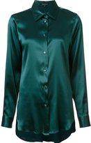 Ann Demeulemeester 'Callista' shirt - women - Silk/Spandex/Elastane - 40
