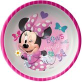 Zak Designs Zak! Designs® Disney® Minnie Mouse Kid's Bowl