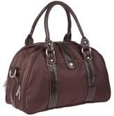 Lassig Infant Girl's 'Glam' Diaper Bag - Black