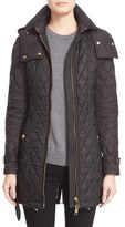 Burberry Women's 'Bellbridge' Technical Quilted Parka