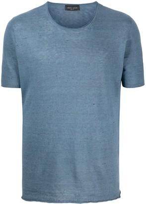 Roberto Collina lightweight knit T-shirt