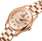 Carnival Women's Automatic Mechanical Watch Fashion Dress