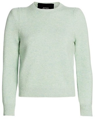 Marc Jacobs Boucle Knit Cropped Sweater