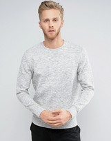Jack and Jones Quilted Sweatshirt