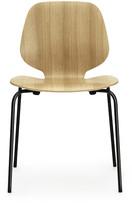Normann Copenhagen My Chair - Oak/Black