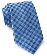 Tommy Hilfiger Silk Anderson Grid Tie