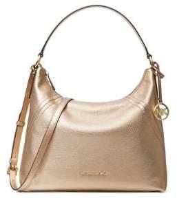 MICHAEL Michael Kors Aria Leather Crossbody Bag