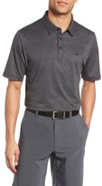 Travis Mathew Men's Garber Slim Fit Wrinkle-Resistant Polo