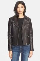 Veda Women's 'Dallas' Lambskin Leather Jacket