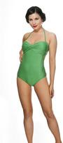 Nicolita Swimwear - Knotty Nicolita One Piece Swimsuit With Knotty Back Emerald