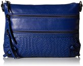 Elliott Lucca Bali 89 3 Zip Clutch Cross Body, Pool Devi, One Size