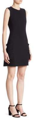 Victoria Beckham Pocket Mini Dress