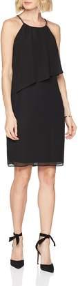 S'Oliver Black Label BLACK LABEL Women's's 70.805.82.7579 Party Dress Love Black 9999 18