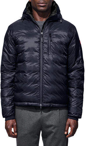 c2e88d73 Men Quilted Hoodie - ShopStyle