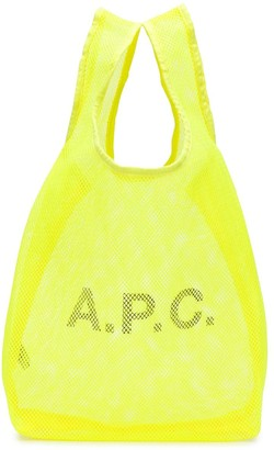 A.P.C. Rebound Shopping tote bag