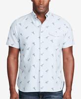 Polo Ralph Lauren Men's Big & Tall Printed Short-Sleeve Shirt