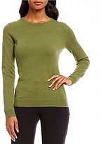 Alex Marie Jaclyn Crew Neck Cashmere Sweater