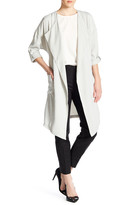 philosophy Soft Trench Cardigan