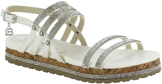 Laura Biagiotti Women's Luise Ankle Strap Sandals