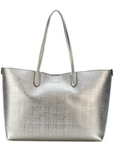 Alexander McQueen large shopper tote - women - Leather - One Size