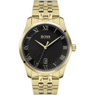 Boss Business BOSS HUGO BOSS 1513739 Master Watch Gold