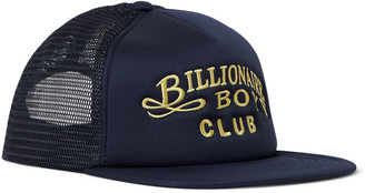 Billionaire Boys Club Logo-Embroidered Mesh And Neoprene Baseball Cap