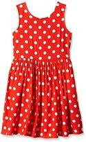 Yumi Girl's Spot Sundress () Polka Dot Dress