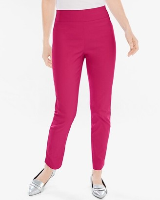 BRIGITTE So Slimming Slim Ankle Pants
