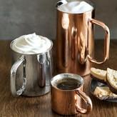 Double-Wall Tall Copper Mug