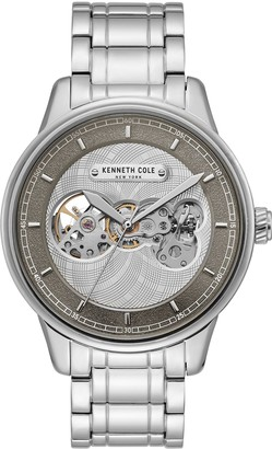 Kenneth Cole New York Men's Automatic StainlessWatch