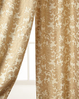 "Horchow Austin Horn Classics Two 52""W x 96""L Florence Curtains"