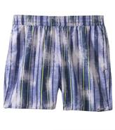 Sauvage Italia Drawstring Stripe Swim Short 8128916