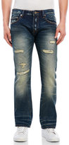 Cult of Individuality Capa Rebel Straight Jeans