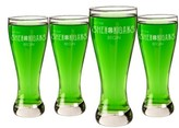 Cathy's Concepts Set Of 4 Pilsner Glasses