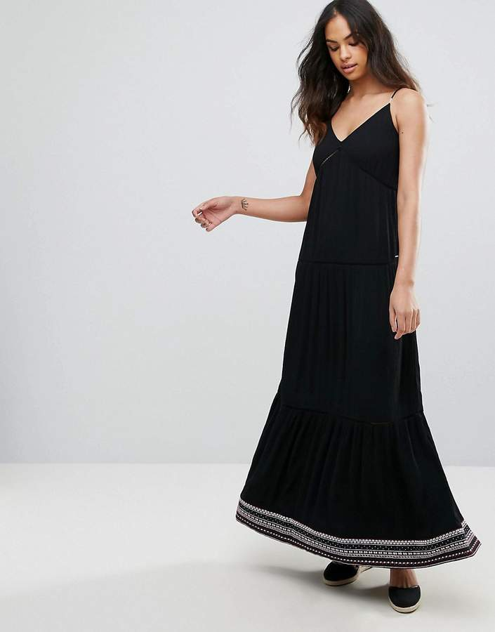 Tommy Hilfiger Strappy Maxi Dress