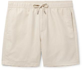 Mr P. Linen Drawstring Shorts