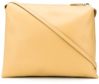 The Row Zipped Shoulder Bag