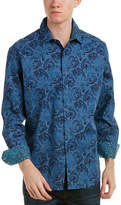 Robert Graham Chickasaw Classic Fit Woven Shirt