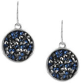 Kenneth Cole New York Beaded Disc Drop Earrings